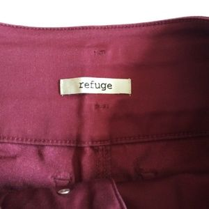 Refuge Shorts - New Refuge Women's  Hi Waist Shortie Size 4
